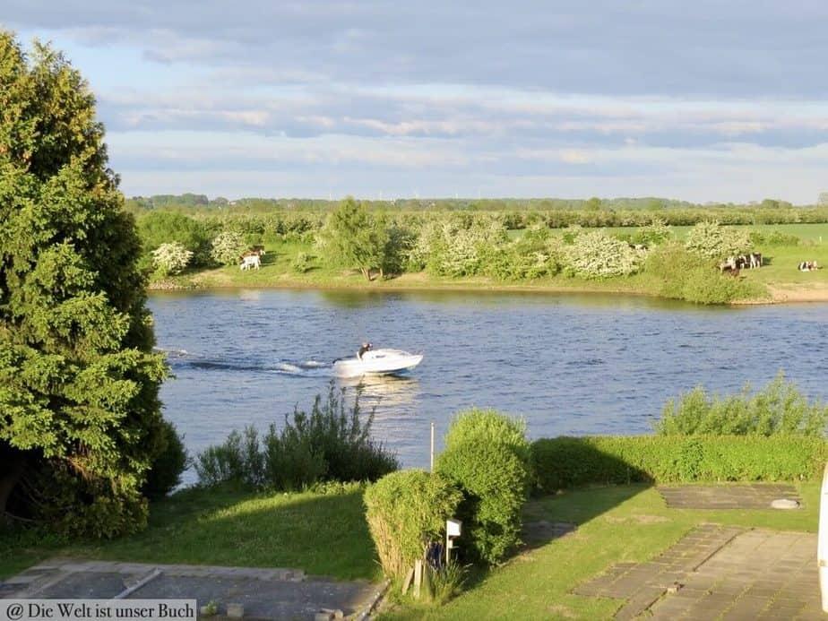 Bootfahrten auf der Weser