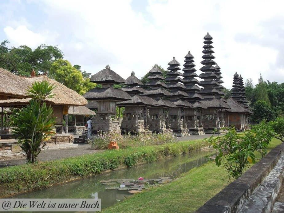 Pura Taman Ayun Tempel