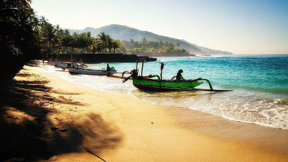 Traumstrand Bali